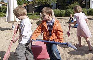 Kinderbetreuung unter 3 Jahren
