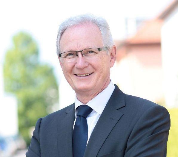 Bürgermeister Mathias Geiger