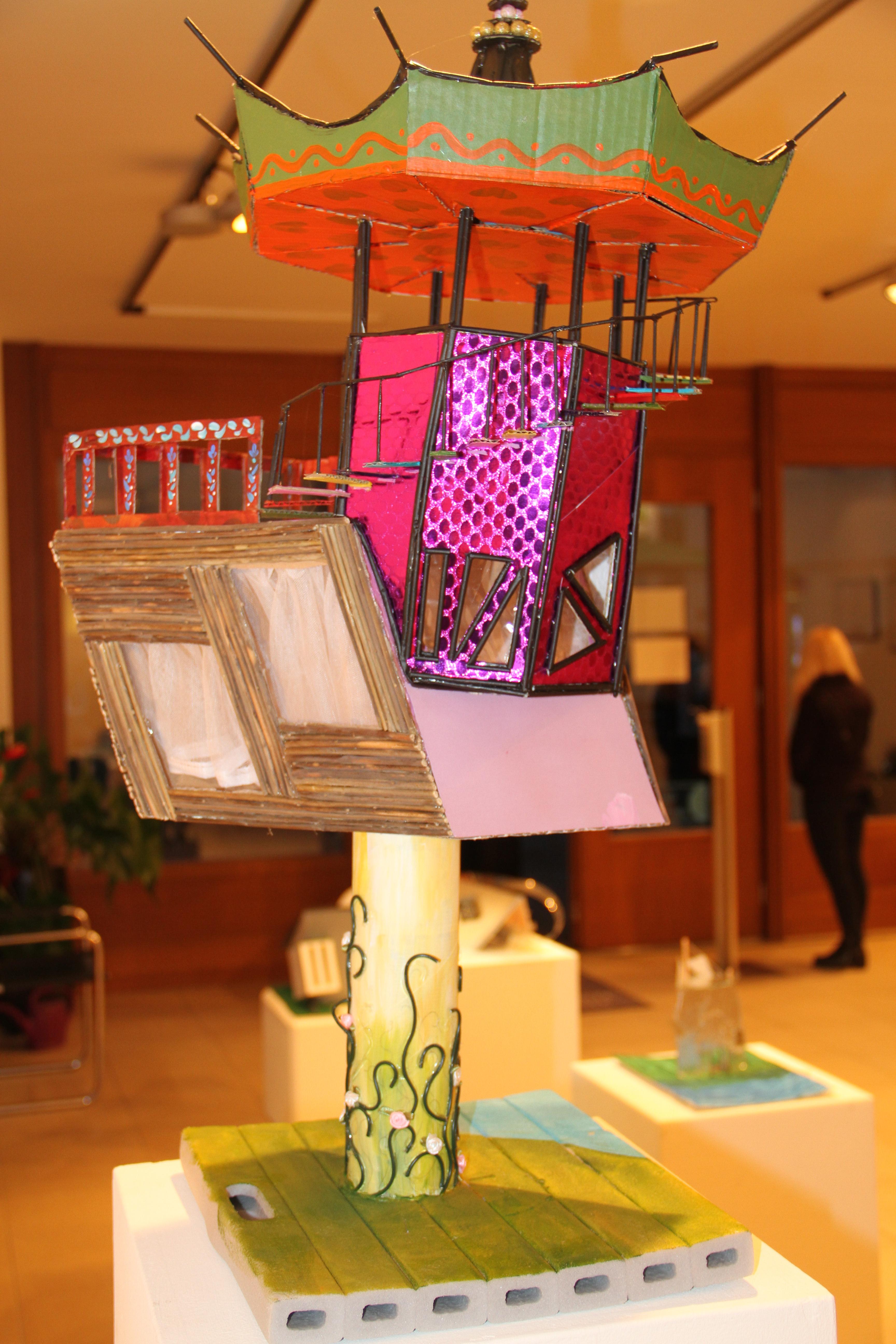 Eines der Ausstellungsstücke aus der Galerie am Rathaus.
